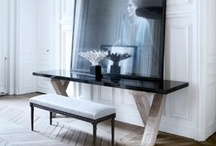 consoles & tables / by Elza Vorster