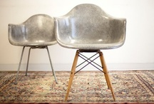 my favourite chairs / by Elza Vorster