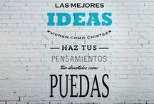 #Pauseando / ¡¡Si puedes imaginarlo... nosotros lo creamos!! Síguenos! Actualidad en #diseño, #creatividad...  ¡¡prometemos no aburrir ;)!!