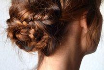 Hair ideas / by Sarah Struyk
