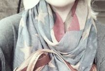 : scarves :