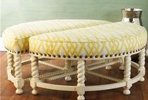 Ottomans / by Renee Williams