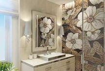 Дизайн интерьера ванной комнаты / Дизайн интерьера ванной комнаты. Мюнхен. Architect: IRINA  RICHTER INSIDE-STUDIO PRAGUE