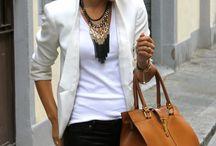 Vestimentas: looks! / Inspiraciones