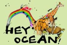 Hey Ocean! / Dave, Dave & Ash