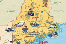 All about Maine / All about the beauty and history of Maine