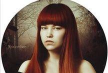 Daria Endresen. / by Wolfdregil