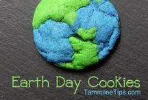 Earth Day Lessons / Lessons, activities and crafts for Earth Day in the classroom!