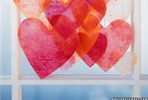 Valentine's Day / Lessons, activities and crafts for Valentine's Day in the classroom!