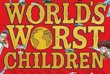 The World of Walliams / Bestselling kids books by David Walliams