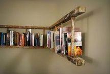Book shelfies we love / Lovely bookshelves