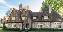 Tudor / Homes built for Kings and Queens!