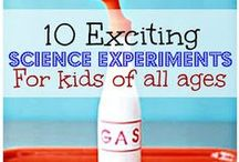 Summer Learning for Kids / Resources and ideas to keep learning and prevent the summer slide.