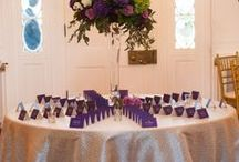Wedding Reception at Rust Manor, Leesburg VA / Over the top linens for this reception at Rust Manor, featured on Washingtonian Bride & Groom