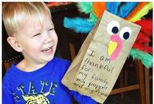 Thanksgiving Lessons / Lessons, activities and crafts for the Thanksgiving holiday in the classroom!