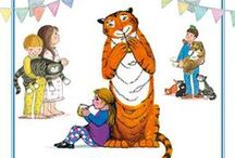 Mog, The Tiger, and more.... / Discover the characters created by the imagination of Judith Kerr