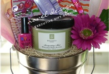 Spa, Pamper & Relaxation Gift Baskets / Spa & pamper gift baskets delivered to all businesses, hotel/casinos, resorts & residential addresses in Las Vegas, North Las Vegas, Henderson, Green Valley, Boulder City & Summerlin.  Nationwide shipping. / by Novel Designs Executive Gift Service