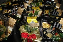 Corporate, Convention, Conference & Meeting Gift Baskets & Gifts / Las Vegas corporate, convention, conference & meeting amenity/incentive gifts and gift baskets.  Las Vegas hotel/convention center delivery.  Corporate gift baskets delivered to all businesses, hotel/casinos, resorts & residential addresses in Las Vegas, North Las Vegas, Henderson, Green Valley, Boulder City & Summerlin.  Nationwide shipping. / by Novel Designs Executive Gift Service