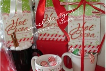Christmas Gift Baskets / Christmas theme gifts and gift baskets delivered to all residences, businesses & hotel/casinos in Las Vegas, Henderson, North Las Vegas, Summerlin & Boulder City, NV.  Nationwide shipping. / by Novel Designs Executive Gift Service