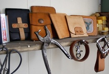 Bags & leather / by Helma Sterkenburg