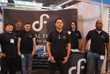 Dental Focus Web Design / Re-branded at the Dentistry Show 2013 in Birmingham, to great success.