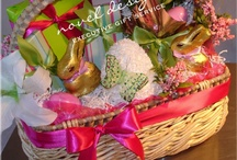 Novel designs executive gift service vegasgiftbasket on pinterest easter gift baskets gifts favors more custom designed easter gift baskets delivered negle Gallery