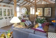 The Shearing Shed / Quirky, original, beautifully styled and decorated with a sumptuously generous flair, this place would not look out of place in Australia's best country style magazines. Believe it or not, we are describing the inside of a very unusual shed.