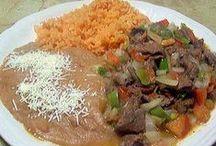 Ethnic Meals (My Fav)