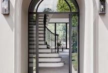 Door Window / Okno