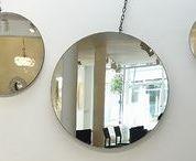 Domestic art. -mirrors / Domestic art.