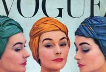 Head Scarves / Super chic headscarf styling