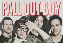 The person that you'd take a bullet for is behind the trigger / Fall Out Boy