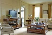 Where We Live / Living and Family Room Furniture