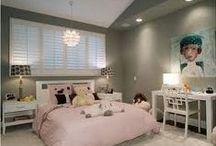 Bedroom Ideas / by Jacinta Dodd