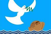 """Inspiration for """"Noah's Ark"""""""