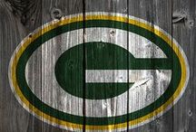 The Pack / We love our Green Bay Packers!