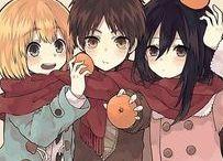 Shingeki no Kyojin ~★ / Sie sind das essen und wir sind die jäger! *potato pizza (/^-^)/*