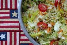 Salads / Salad recipes from dulcedoblog.blogspot.com