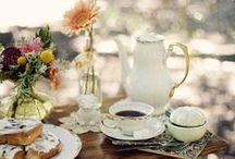 Garten-Frühstück