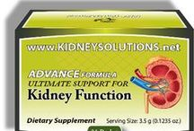 ADVANCE FORMULA ULTIMATE SUPPORT FOR KIDNEY FUNCTION / Advance Formula Ultimate Support for Healthy Kidney Function is our newly developed product that has been created to lessen the severity of kidney stones, which can cause extreme pain and discomfort. This product has been designed to support and help to dissolve kidney stones, making the passing more comfortable.