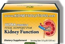 ULTRA FORMULA VITAL SUPPORT FOR KIDNEY FUNCTION / Vital Support for Healthy Kidney Function is our product developed to promote the health of one's kidneys. This product will improve a person's overall health, with a focus on promoting kidney function.