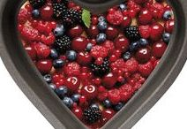 {Dulces con Corazón} / Moldes de reposteria con forma de corazón fabricados en acero y silicona