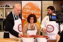 {Video Recetas} / Recetas de cocina de la mano del Chief Ventura Martínez en colaboración con Degusta La Rioja