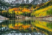 Mountain Beauty / Celebrating the stunning beauty of the Rocky Mountains