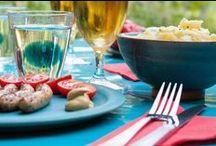 {SUMMER TIME} / Barbacoas, paellas domingueras y comidas al aire libre. Ha llegado el verano y es su momento