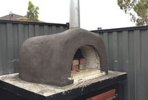 My Pizza Oven Project / Pizza oven