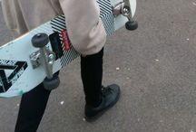 skate / Aaawwww yeeee.