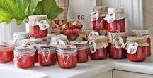 Marmeladen Glück <3 / Konserviere den Geschmack des Sommers in Form von köstlichen Marmeladen! Hier findest du die besten Rezepte!