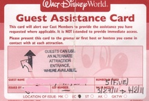 WDW - Special Needs / No matter what your special need involves ... autism, hearing or sight-impaired, special dietary needs (allergy, gluten-free, dairy-free, vegetarian, etc.), mobility assistance, and more ... Disney World has many services in place to help you navigate the parks and assist you.  Also ... information on the new Disability Assistance Service Card can be found here.