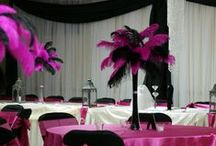 DESIGNS BY... WEDDINGS / Just a few pics of weddings and receptions